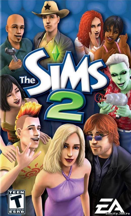 Sims 2 crfxfnm 8 фотография