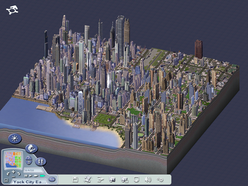 Simcity 4 rush hour коды